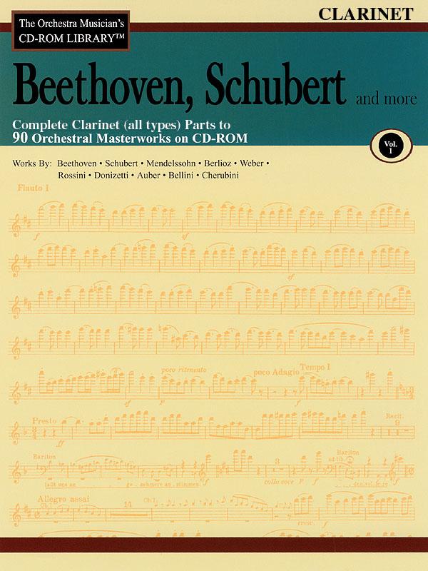 Franz Schubert Ludwig van Beethoven: Beethoven Schubert & More - Volume 1: