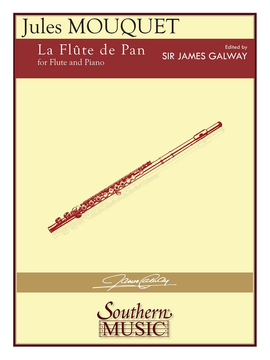 La Flute De Pan: Flute and Accomp.: Score and Part