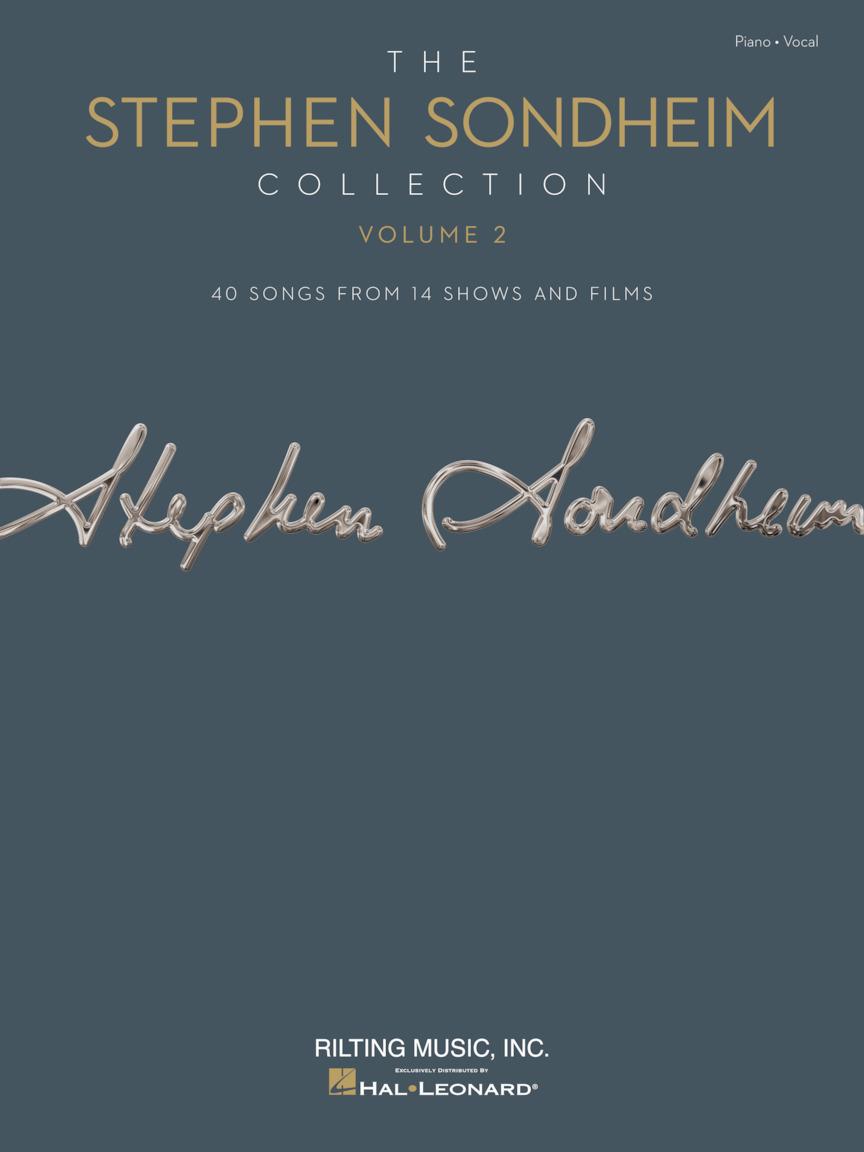 Stephen Sondheim: The Stephen Sondheim Collection - Volume 2: Vocal and Piano:
