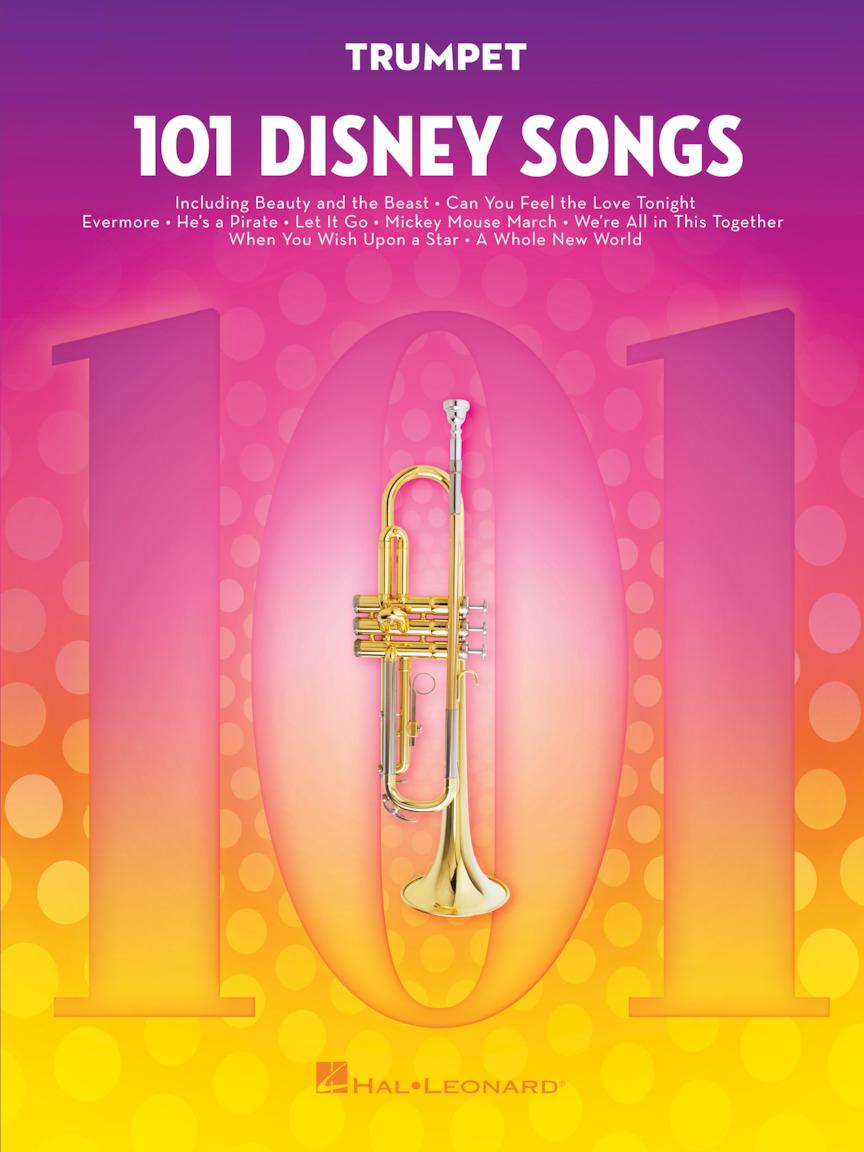 101 Disney Songs: Trumpet Solo: Instrumental Album