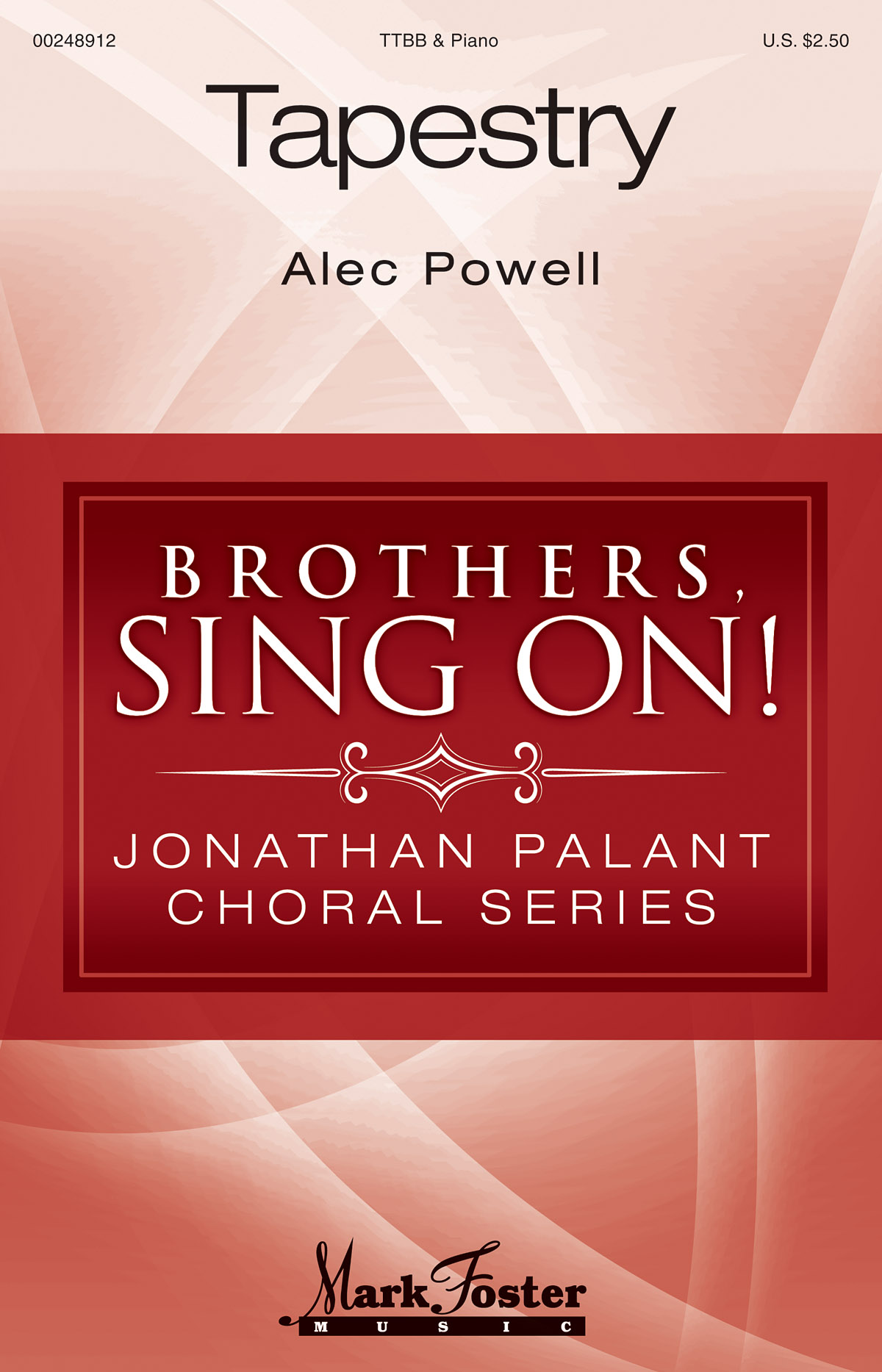 Alec Powell: Tapestry: Lower Voices a Cappella: Vocal Score