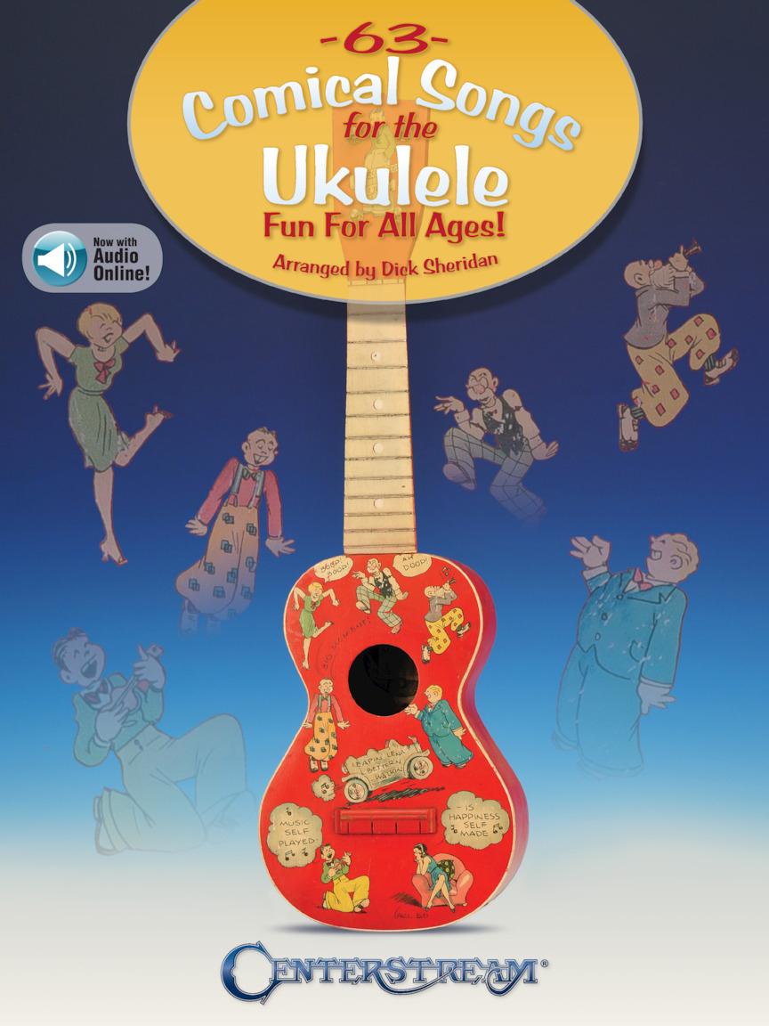63 Comical Songs for the Ukulele: Ukulele: Instrumental Album