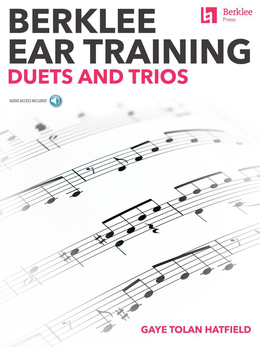 Berklee Ear Training Duets and Trios: Solfege: Instrumental Tutor