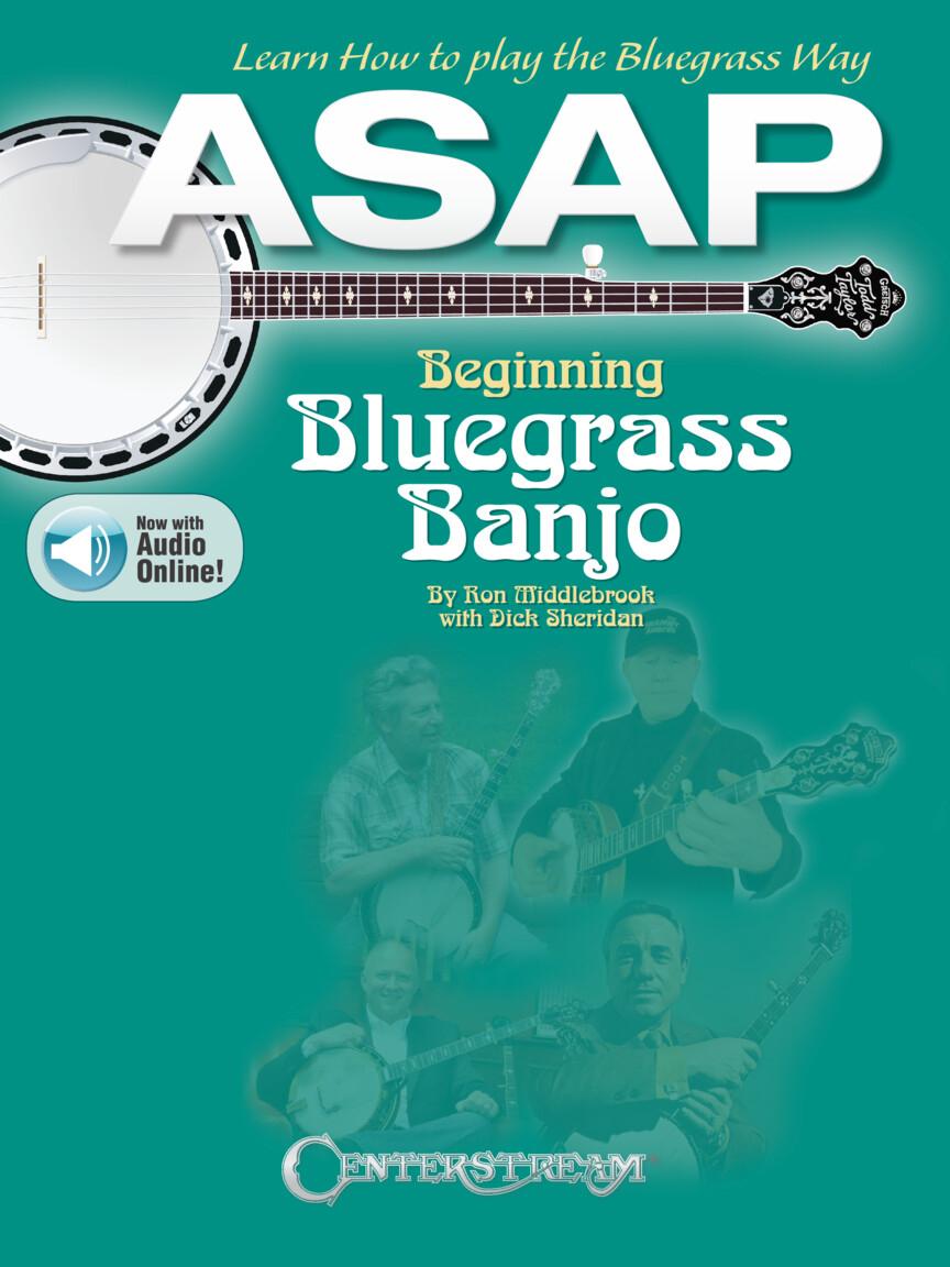 ASAP Beginning Bluegrass Banjo: Banjo