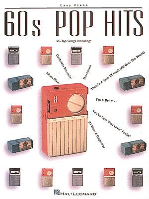 60s Pop Hits: Easy Piano: Instrumental Album