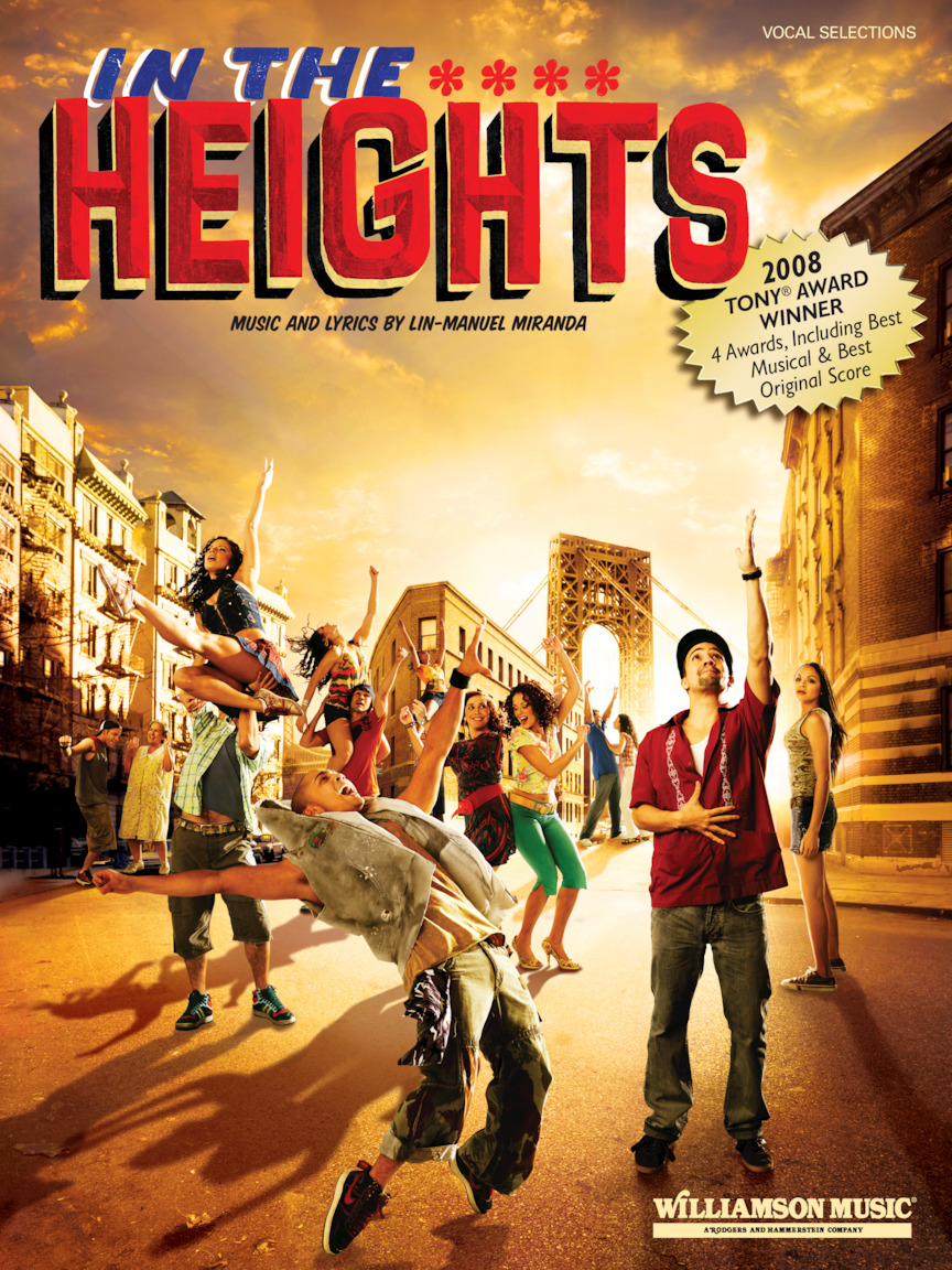 Lin-Manuel Miranda: In the Heights: Piano Vocal and Guitar: Vocal Album