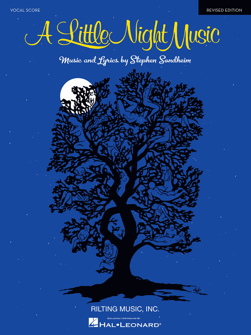 Stephen Sondheim: A Little Night Music: Vocal Solo: Vocal Score