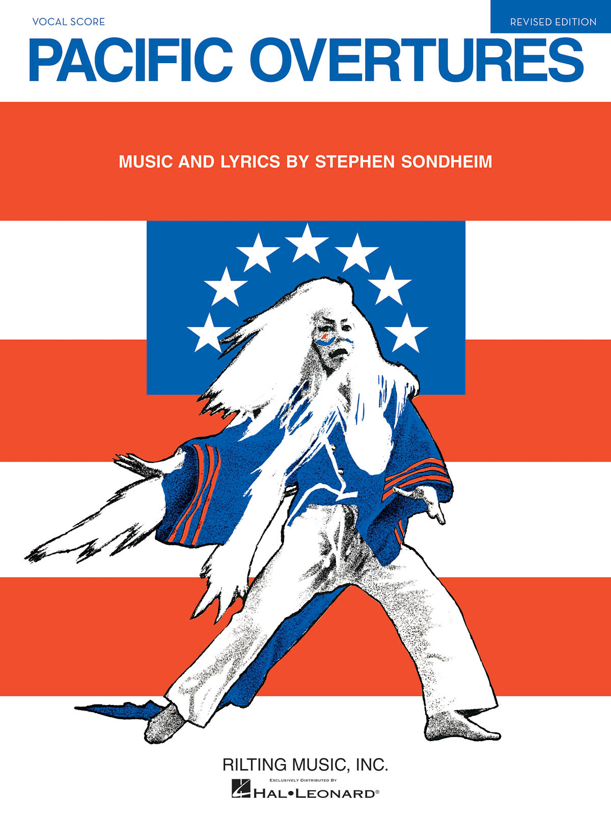 Stephen Sondheim: Pacific Overtures: Vocal and Piano: Vocal Score