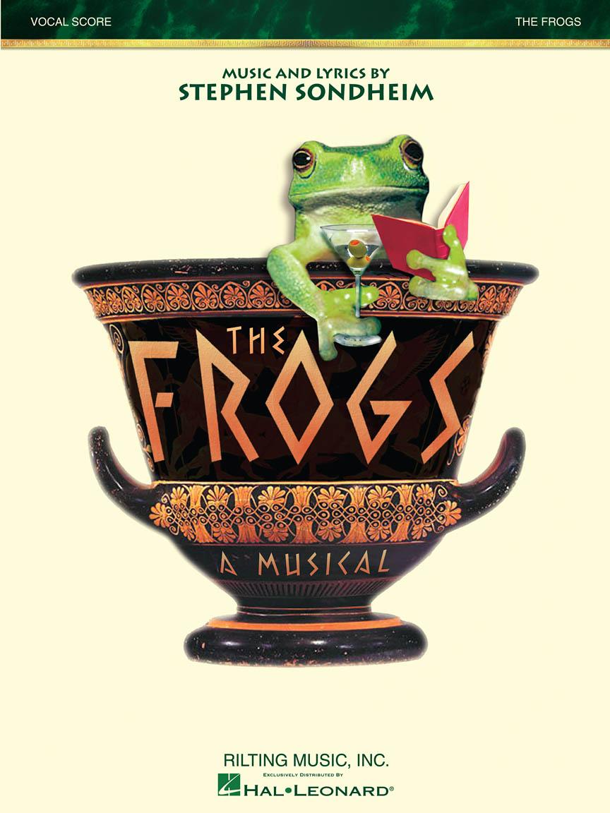 Stephen Sondheim: The Frogs: Vocal Solo: Vocal Score