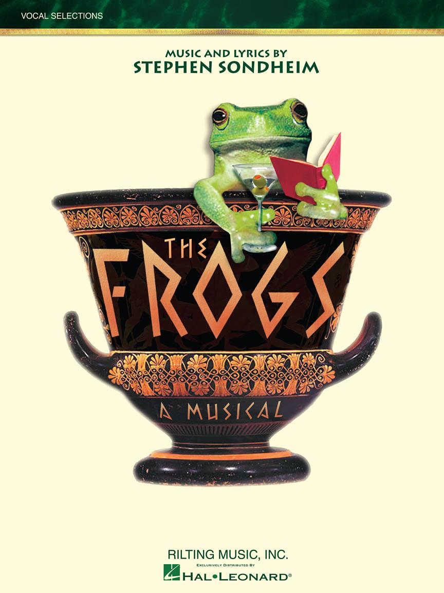 Stephen Sondheim: The Frogs: Vocal Solo: Album Songbook