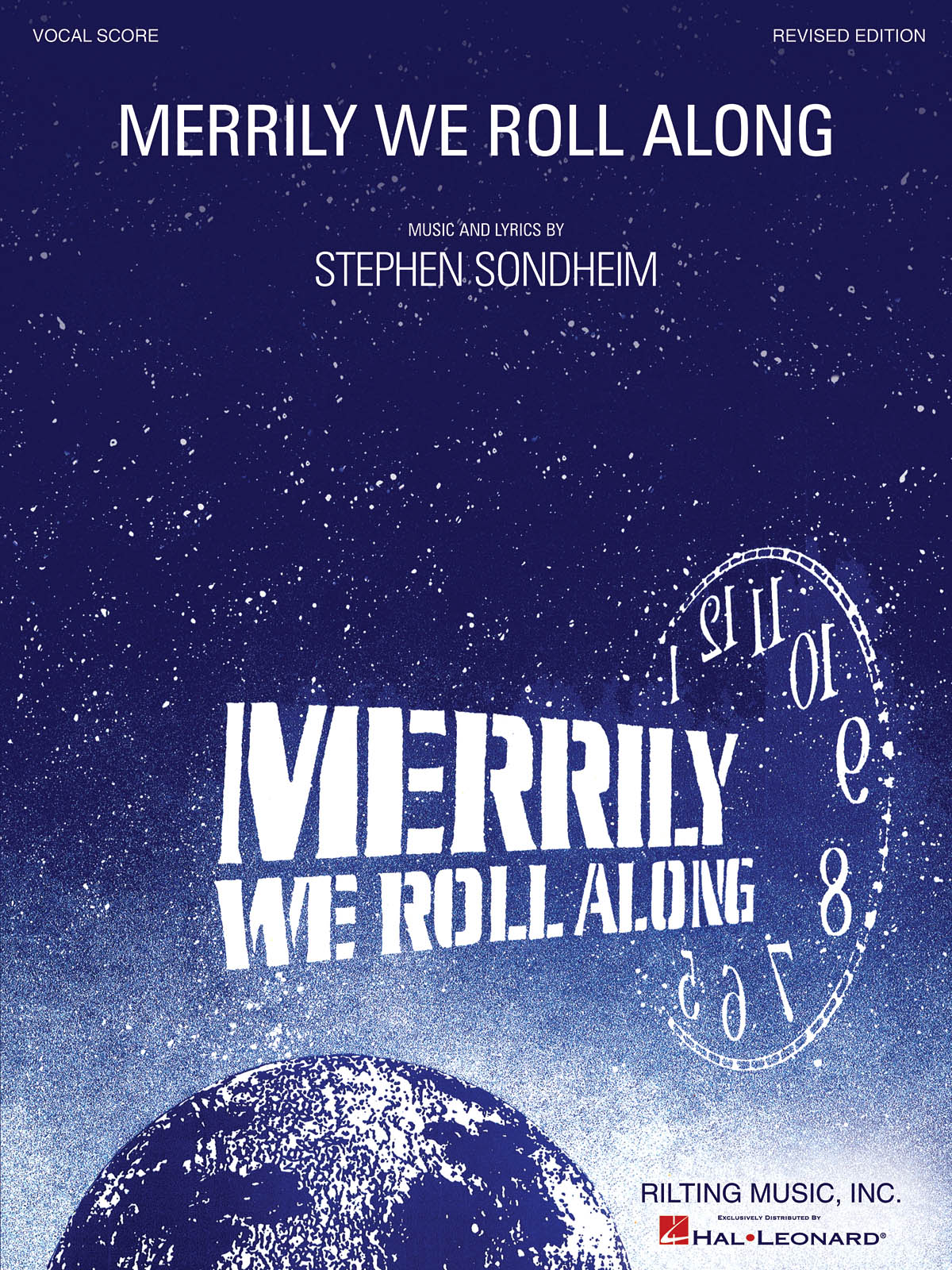 Stephen Sondheim: Merrily We Roll Along: Vocal Solo: Vocal Collection