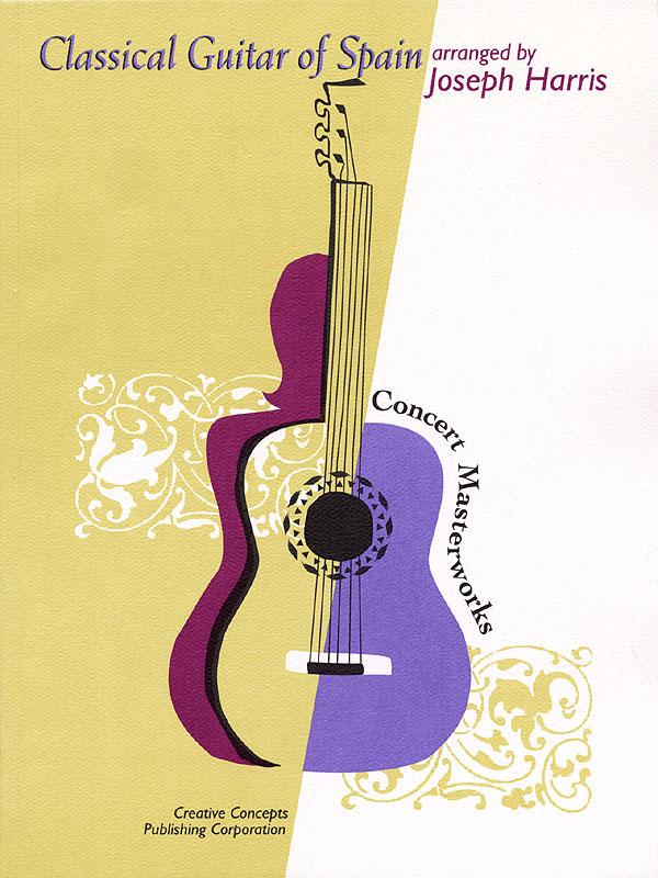 Classical Guitar Of Spain: Guitar Solo: Instrumental Album