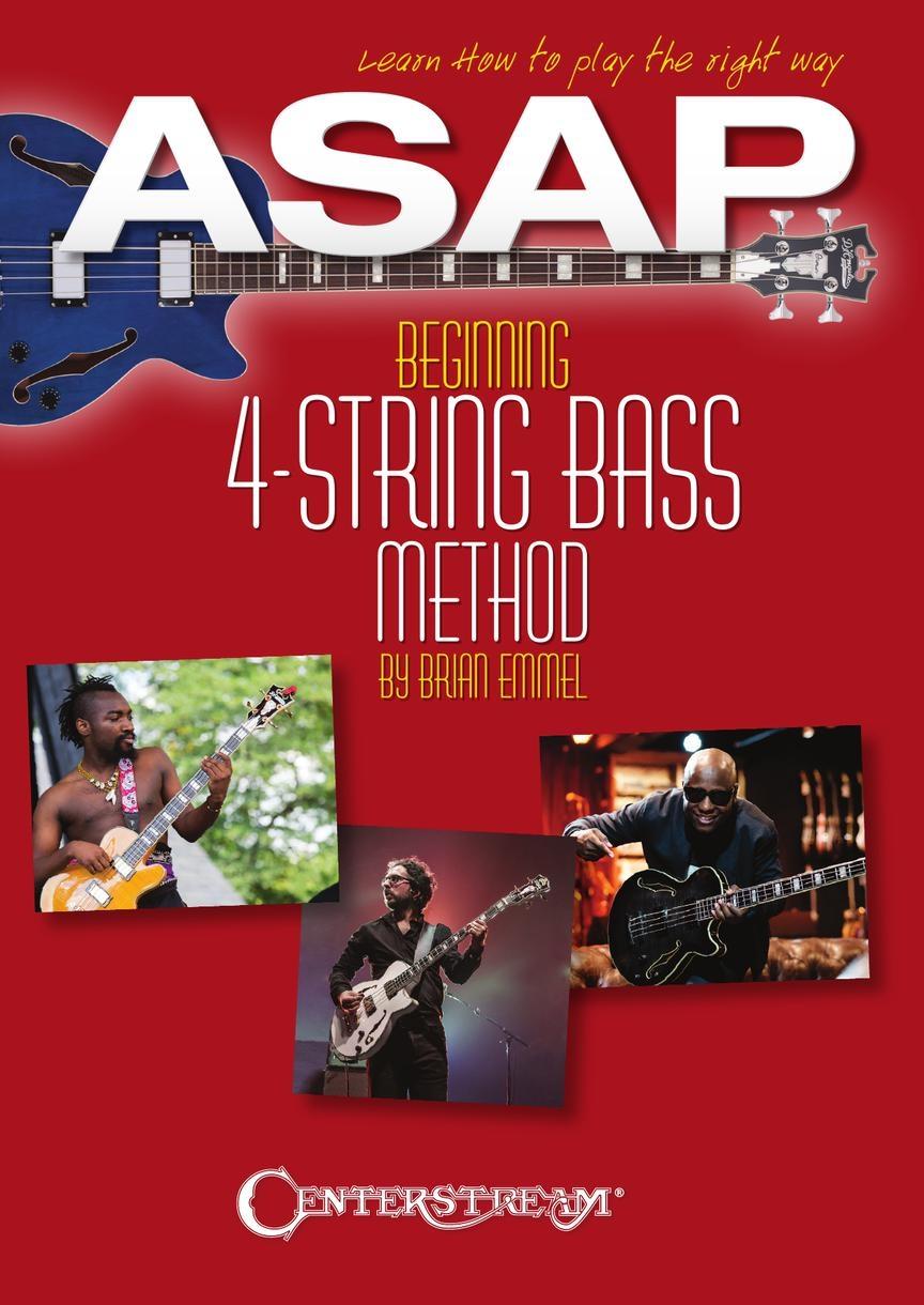 ASAP Beginning 4-String Bass Method: Double Bass Solo