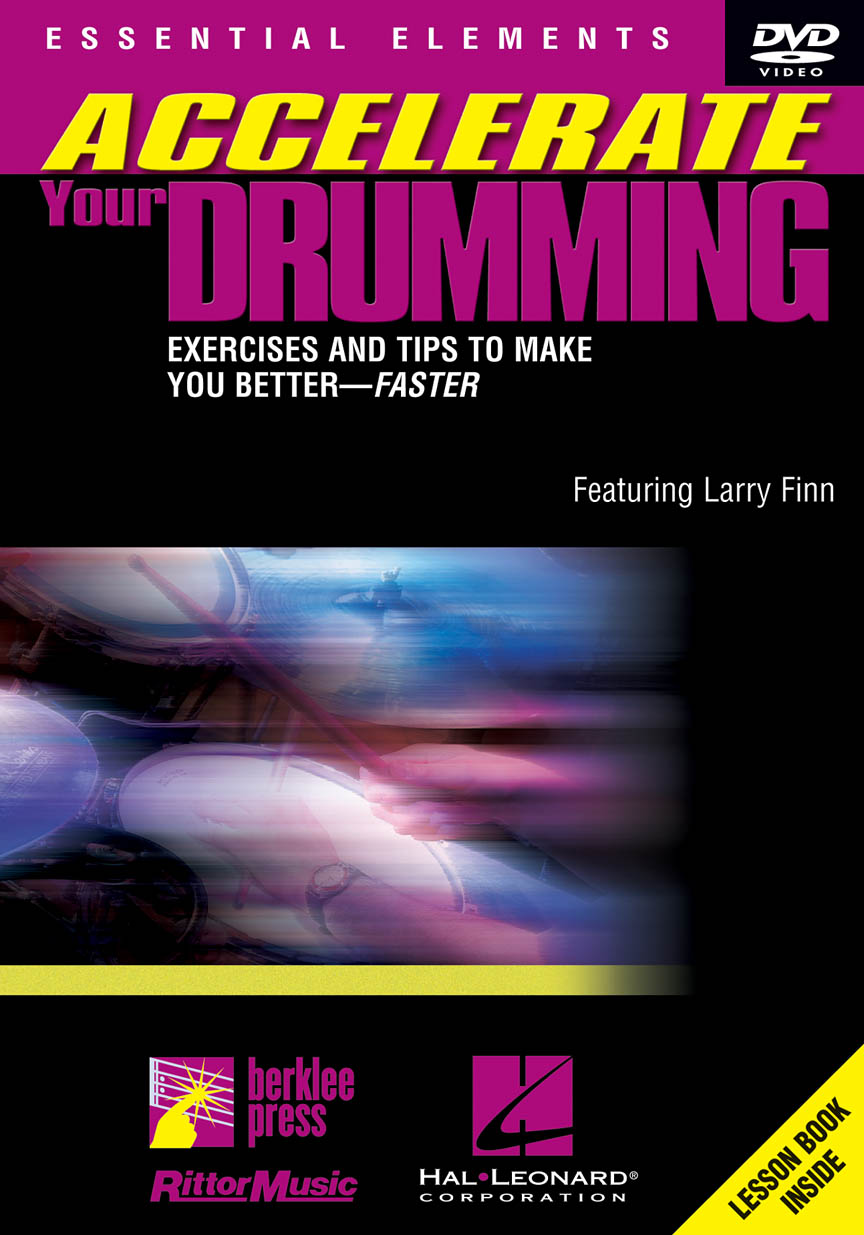Accelerate Your Drumming: Drums: Instrumental Tutor