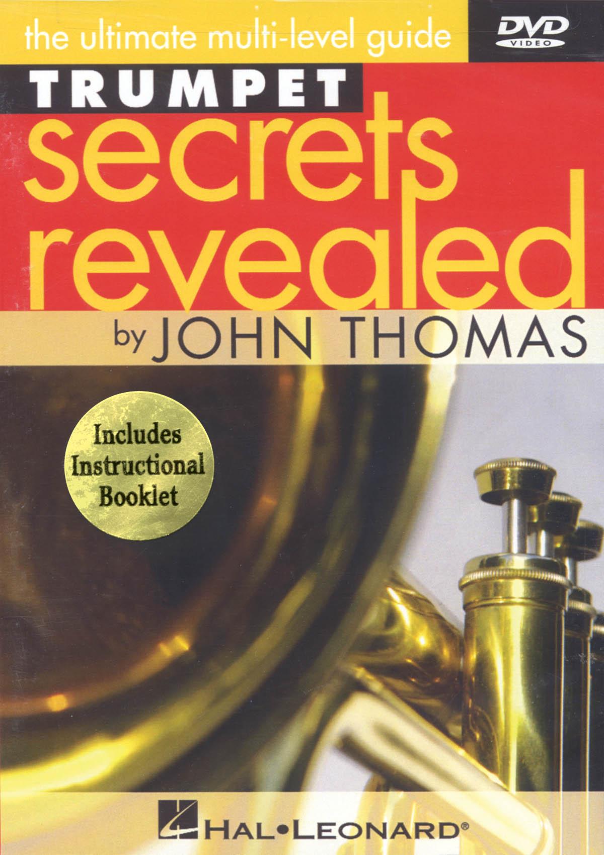 Trumpet Secrets Revealed: Trumpet Solo: Instrumental Tutor