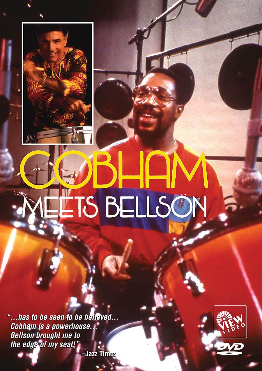 Billy Cobham Louis Bellson: Cobham Meets Bellson: Drums: DVD