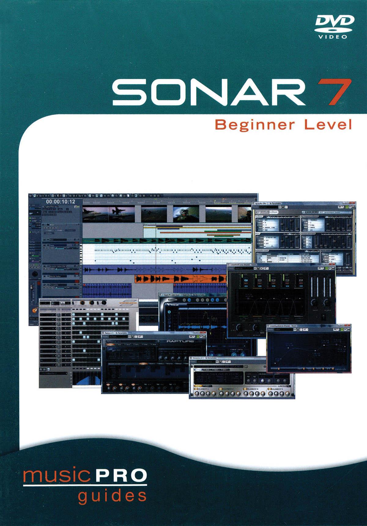 Sonar 7 Beginner: Music Technology