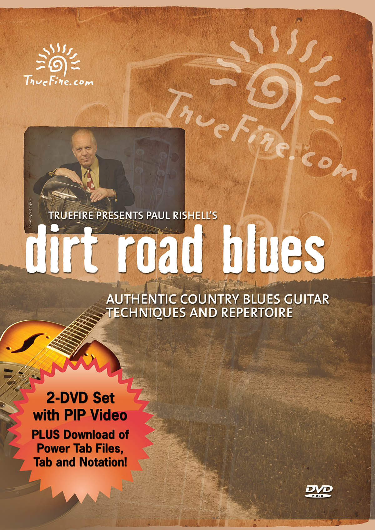 Dirt Road Blues: Guitar Solo: Instrumental Tutor