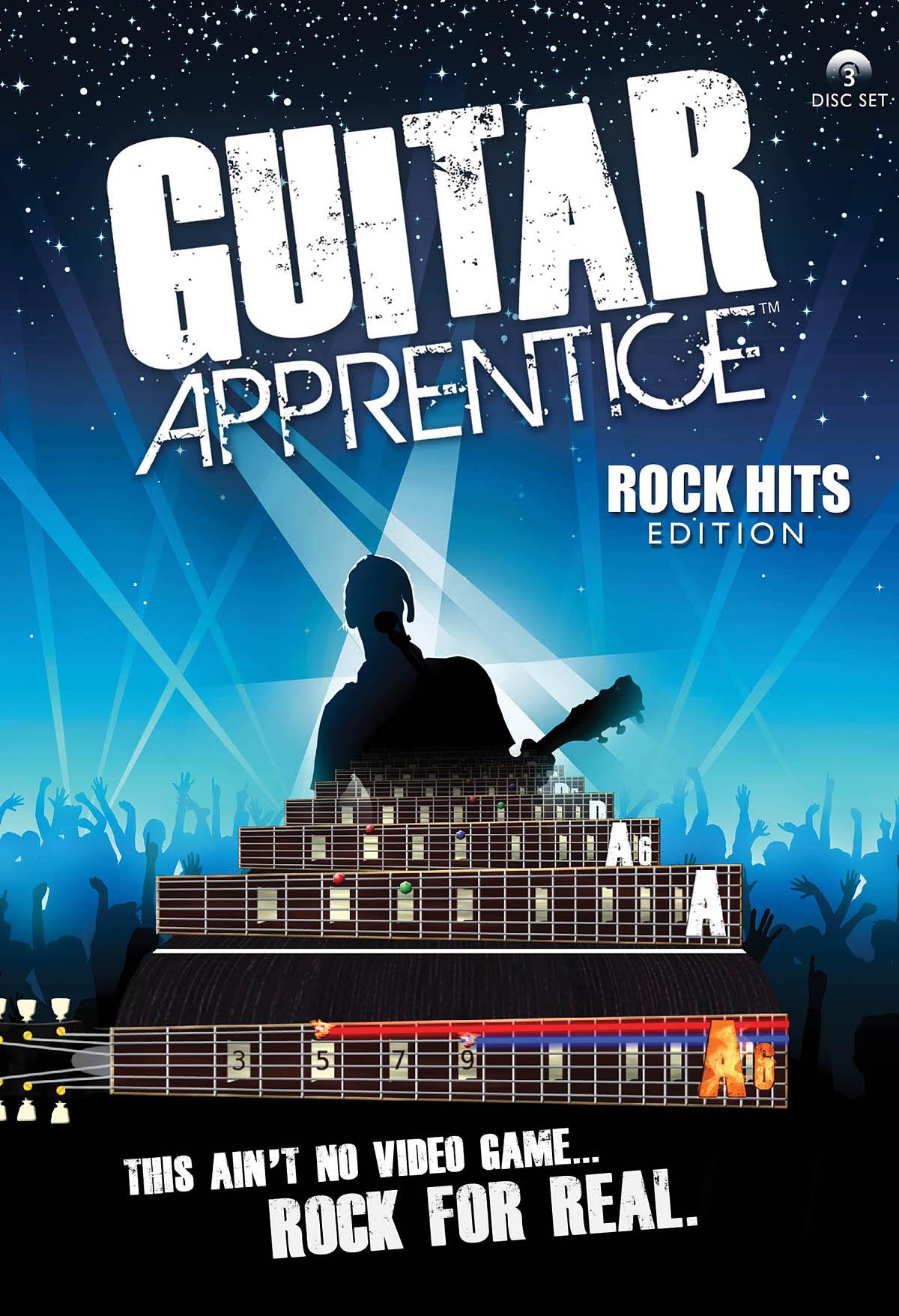 Guitar Apprentice - Rock Hits: Guitar Solo: Instrumental Tutor