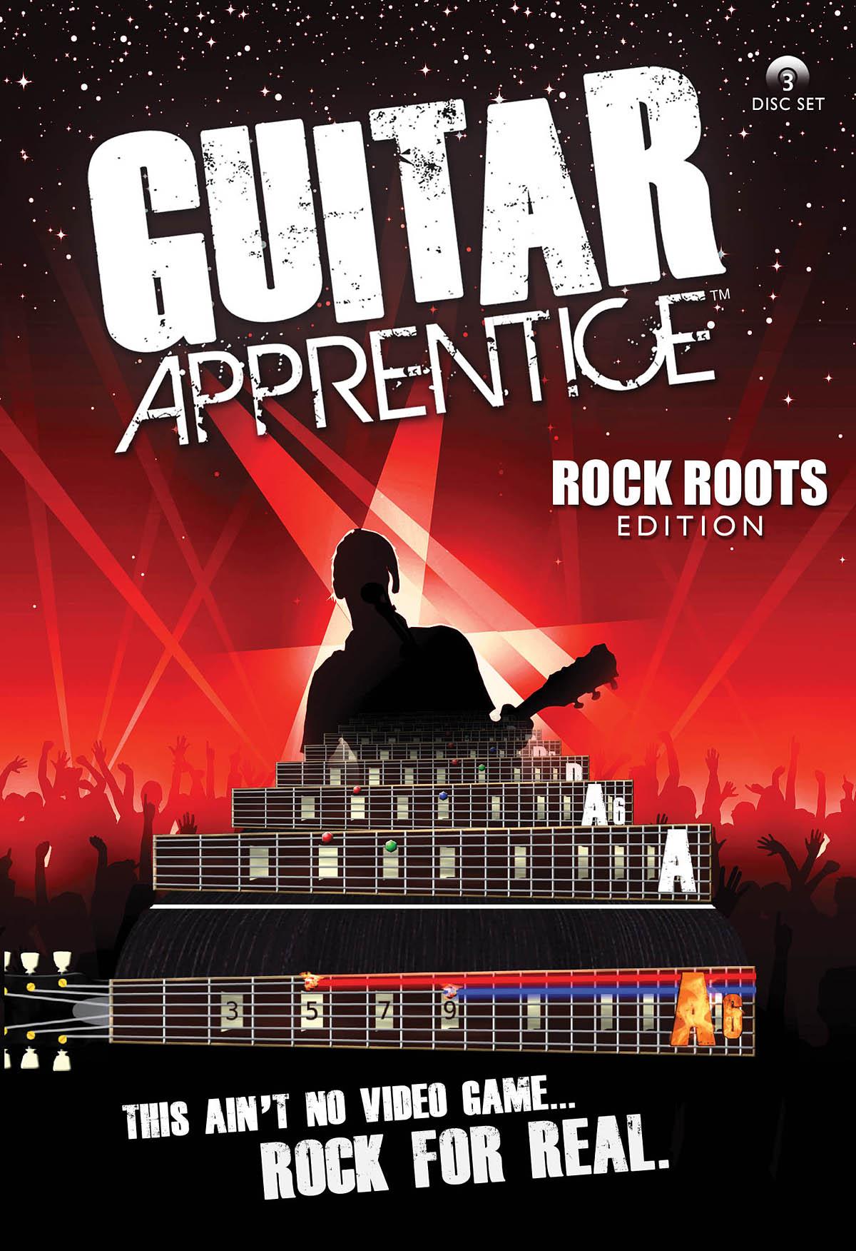 Guitar Apprentice - Rock Roots: Guitar Solo: Instrumental Tutor