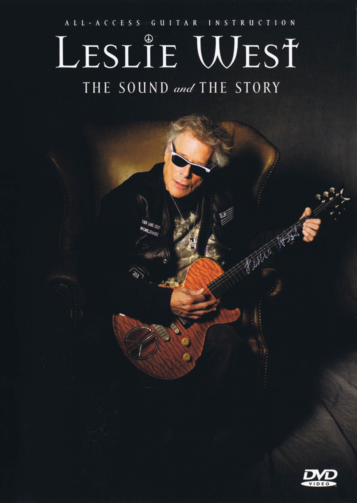 Leslie West: Leslie West - The Sound and the Story: Guitar Solo: DVD