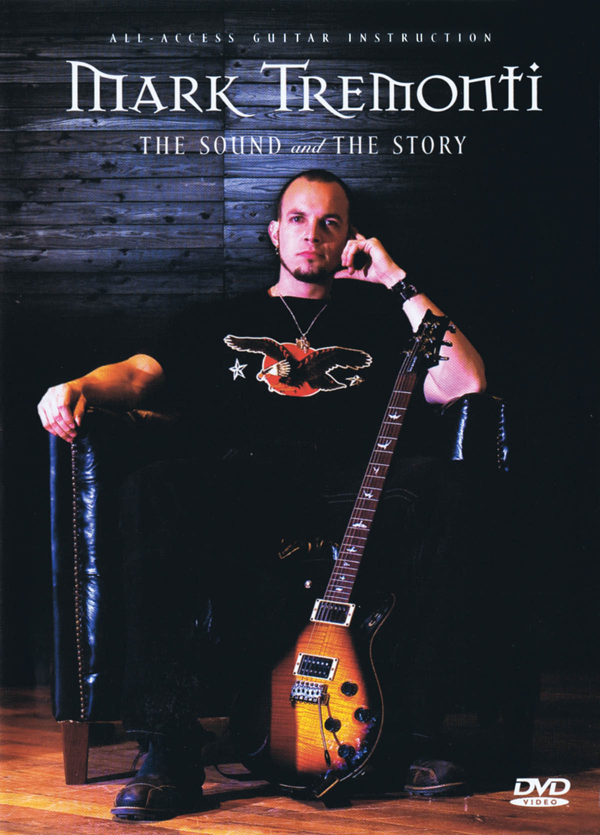Mark Tremonti: Mark Tremonti: The Sound And The Story: Guitar Solo: Instrumental