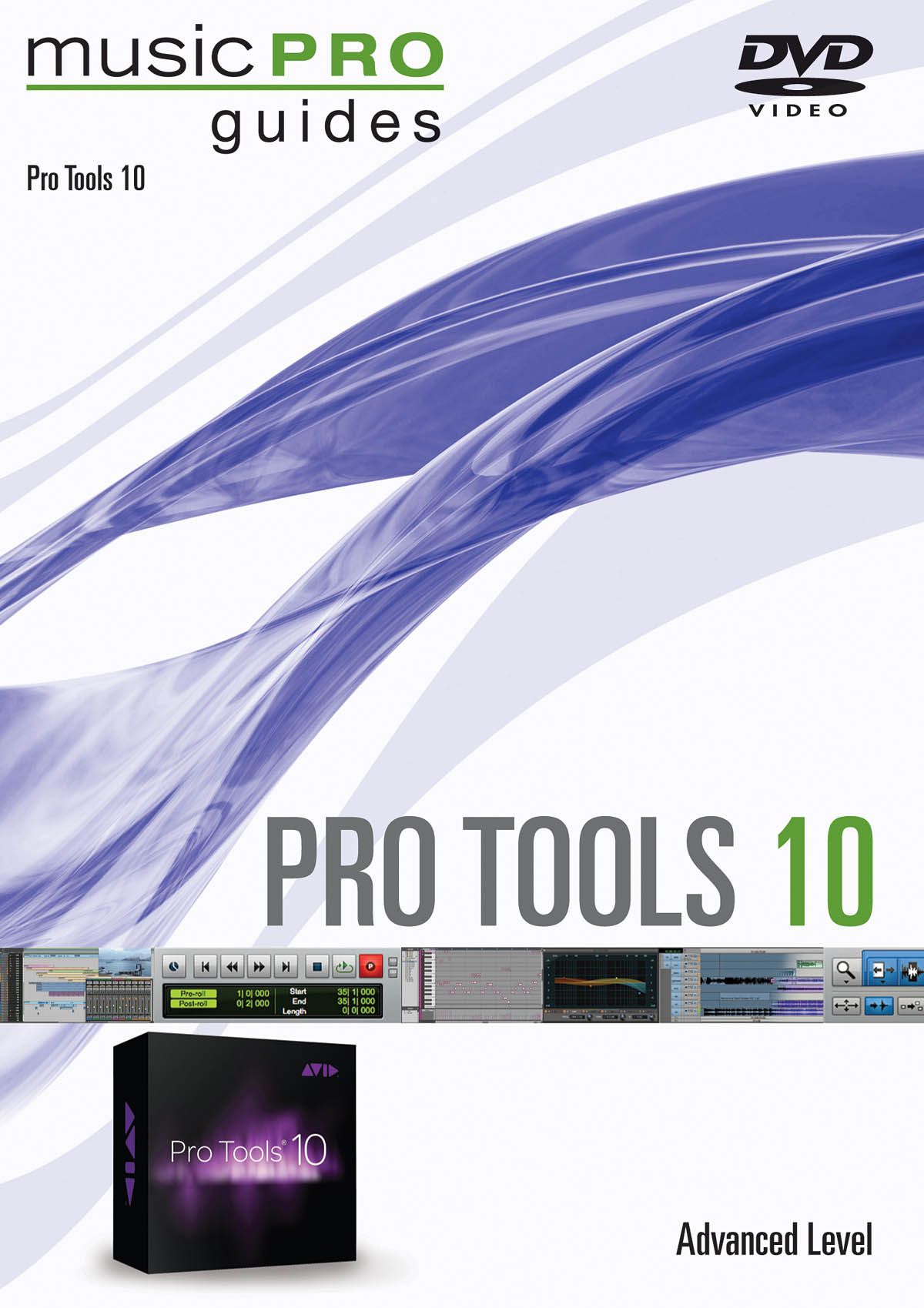 Pro Tools 10: Reference Books: Music Technology