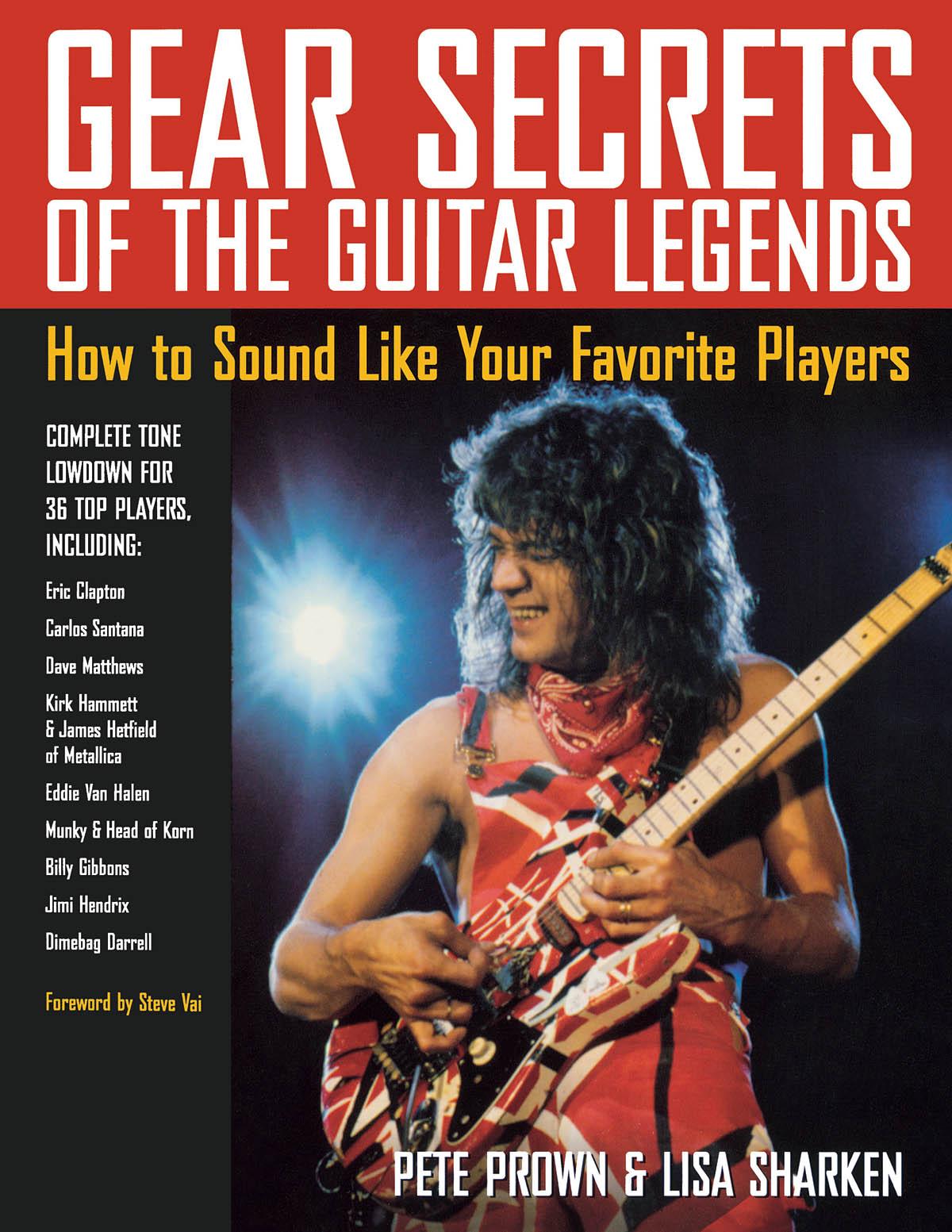 Lisa Sharken: Gear Secrets of the Guitar Legends: Guitar Solo: Instrumental