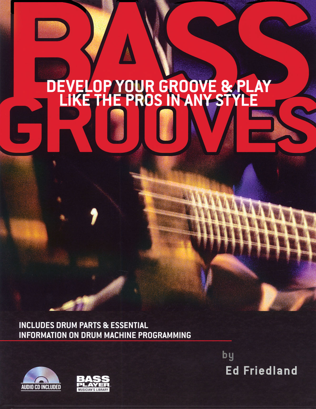Bass Grooves: Reference Books: Instrumental Tutor