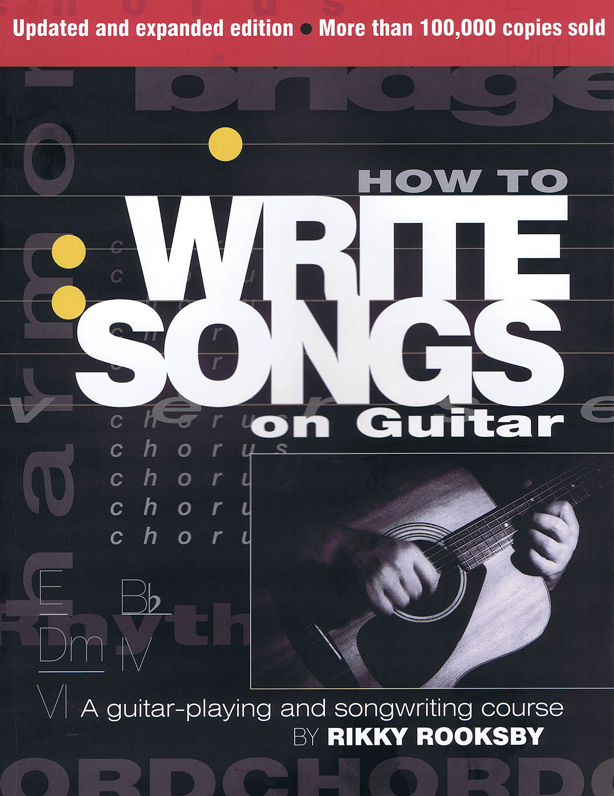 How to Write Songs on Guitar: Reference Books: Reference