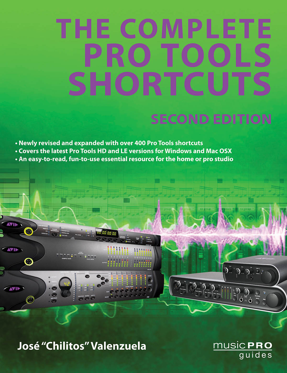 The Complete Pro Tools Shortcuts: Reference Books: Music Technology