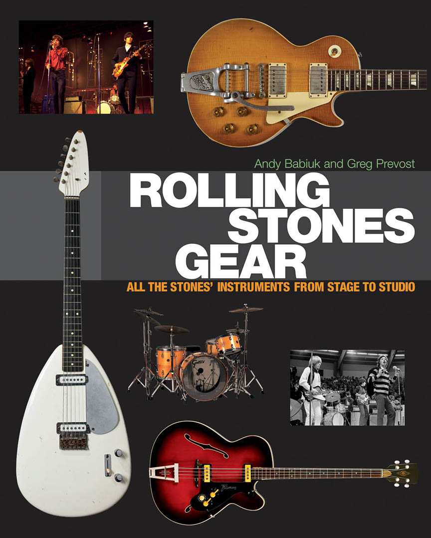 Rolling Stones Gear: Reference Books: Biography