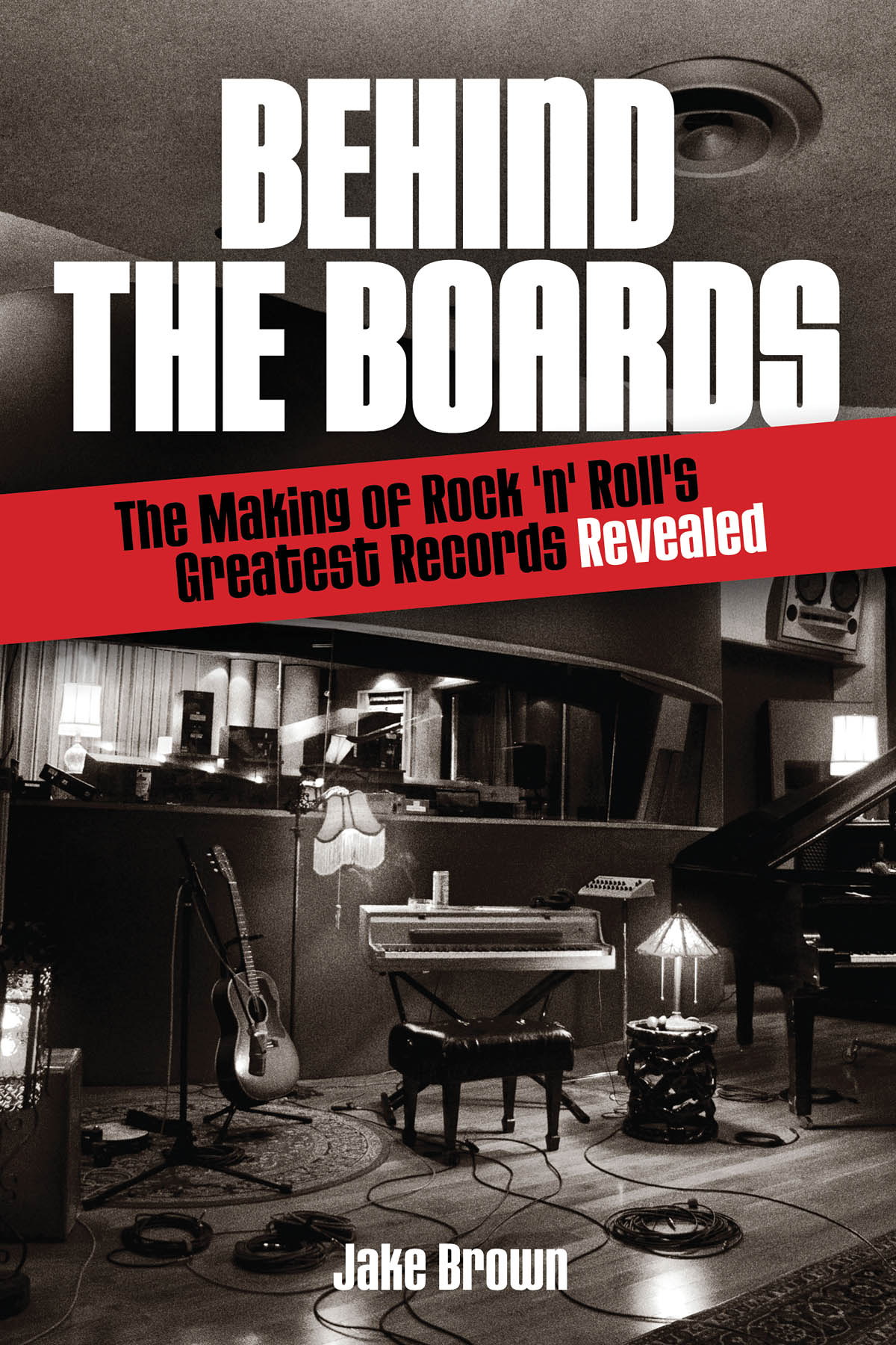 Behind the Boards: Reference Books: History