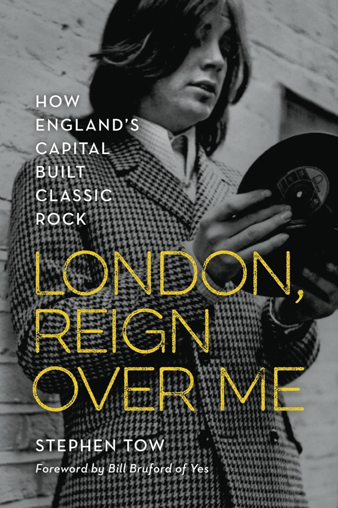 London Reign Over Me: Reference Books: History