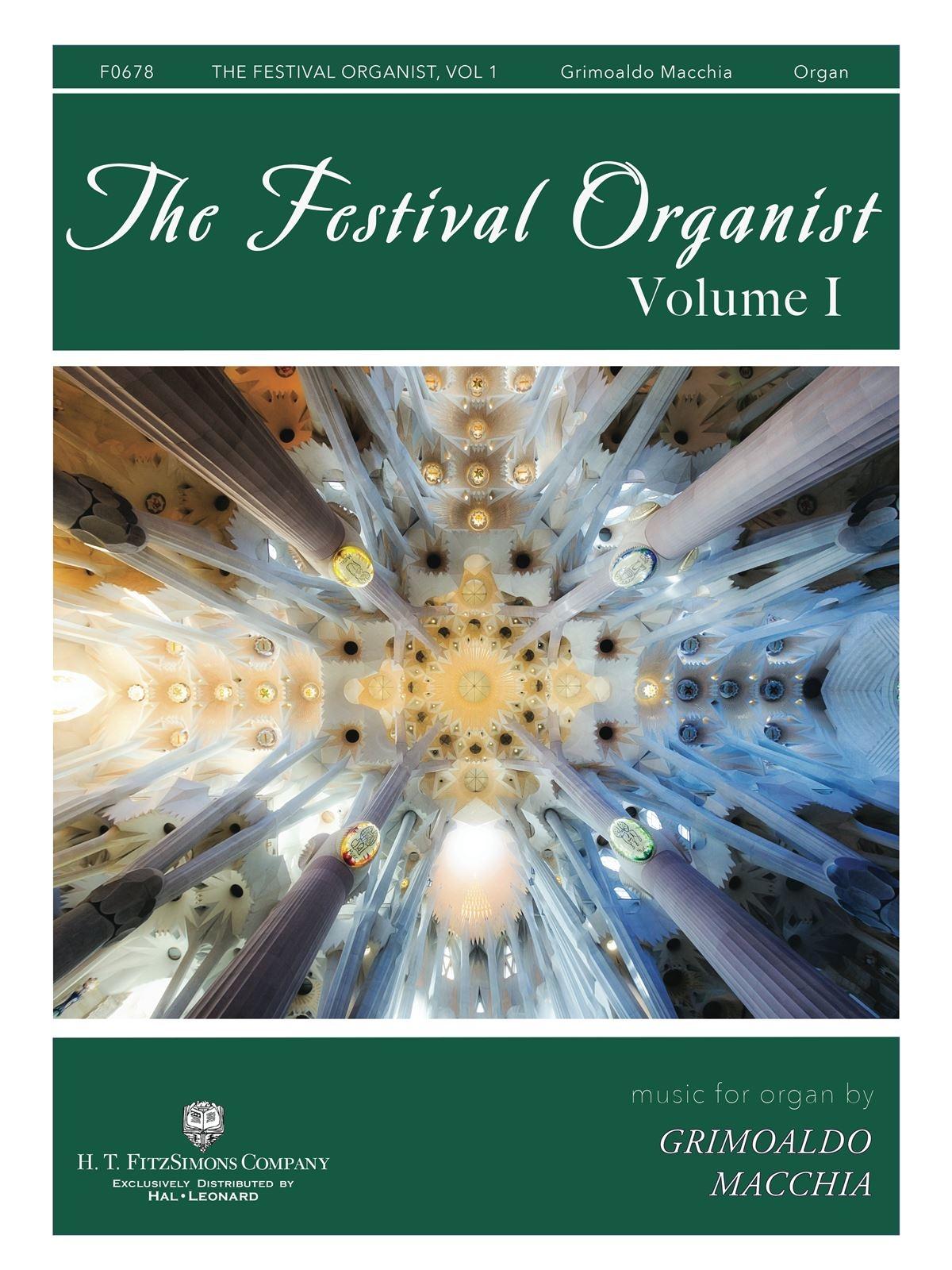 The Festival Organist - Volume I: Organ: Instrumental Album