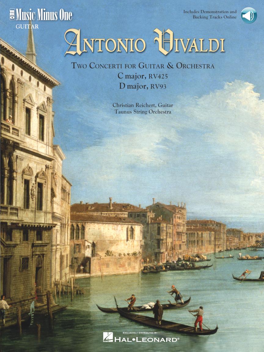 Antonio Vivaldi: Two Concerti for Guitar (Lute) & Orchestra: Orchestra and Solo