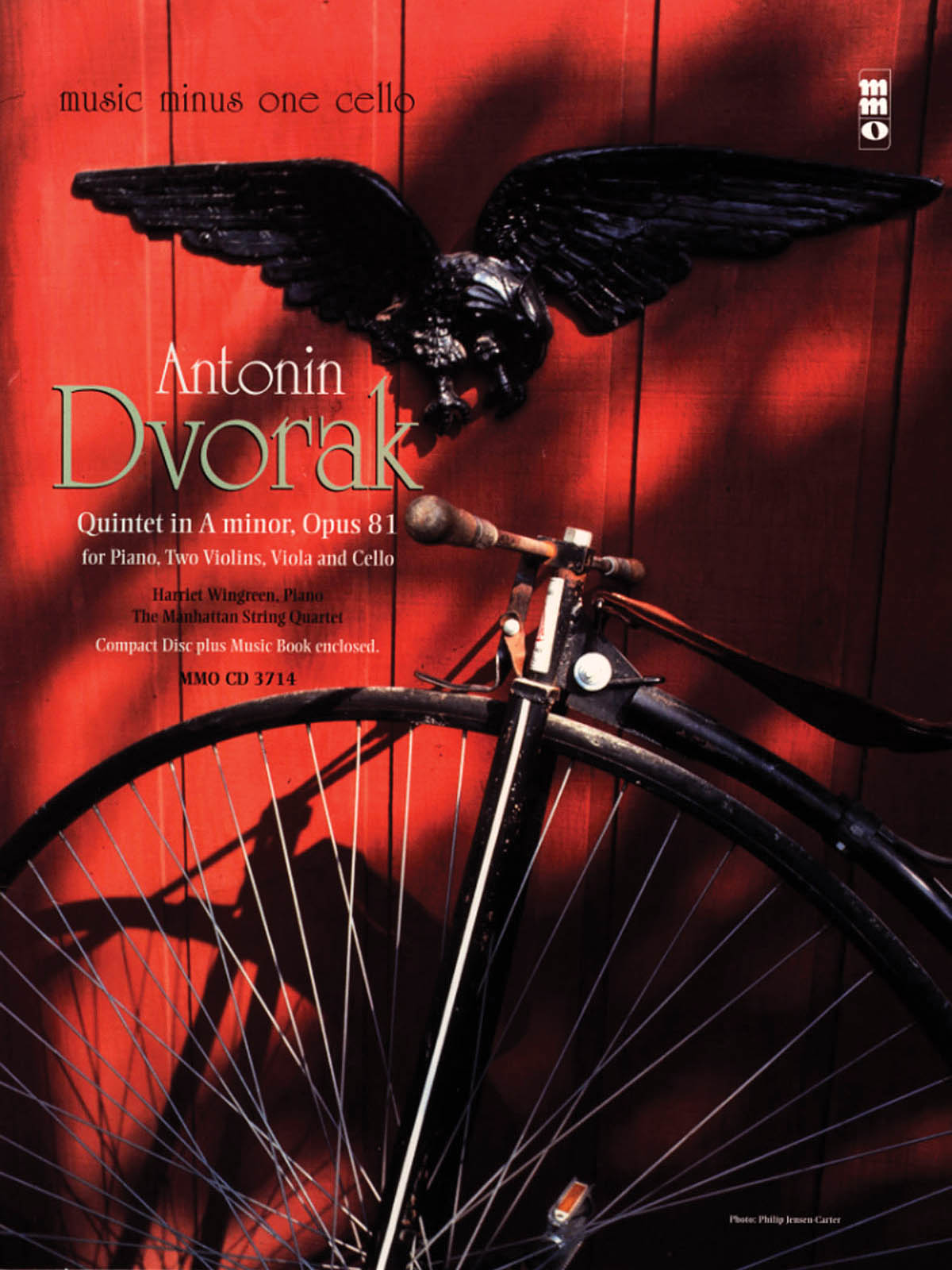 Antonín Dvořák: Dvorak - Quintet in A minor Op. 81: Cello Solo: Instrumental
