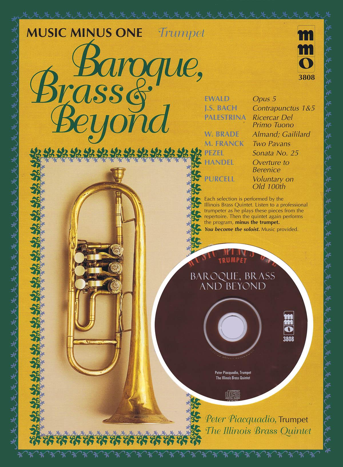 Baroque Brass & Beyond: Trumpet Solo: Instrumental Album