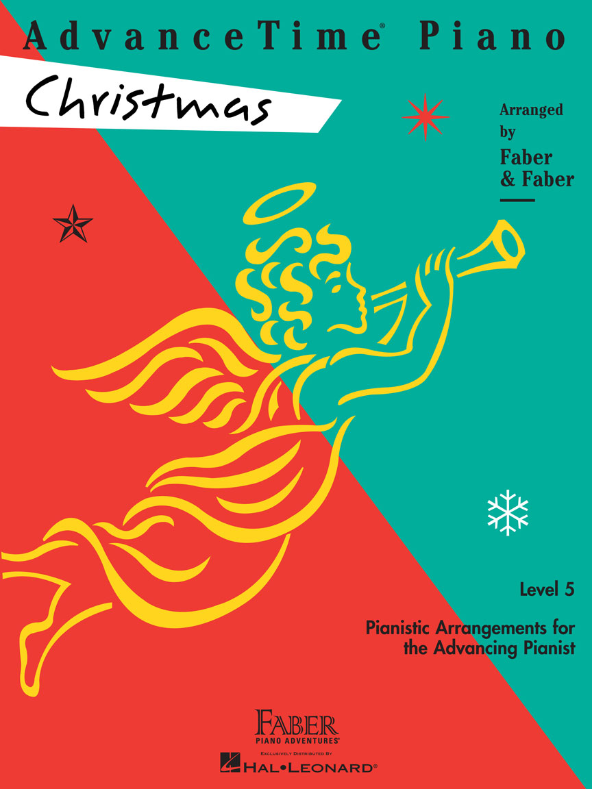 AdvanceTime Christmas Level 5: Piano: Instrumental Album