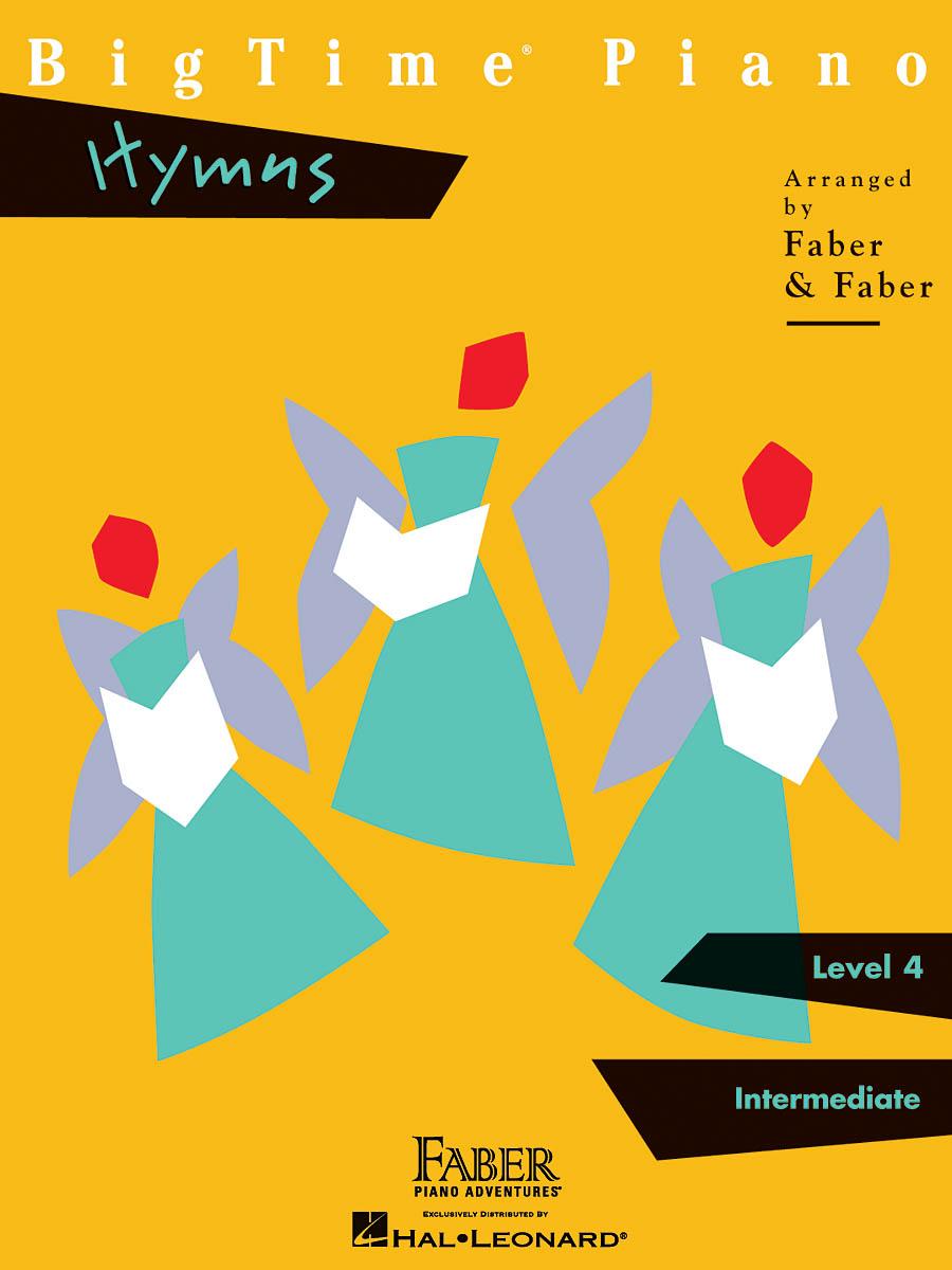 BigTime Piano Hymns - Level 4: Piano: Instrumental Album