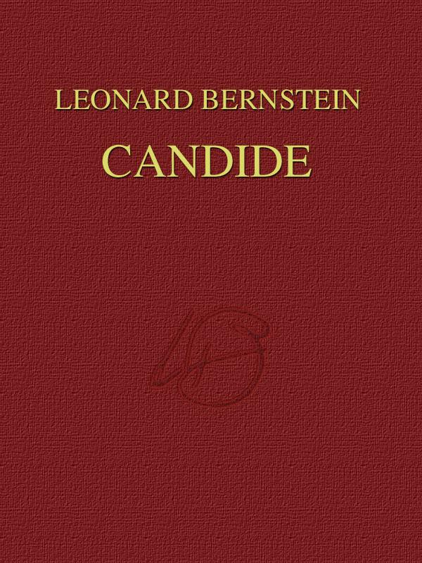 Leonard Bernstein: Candide: Orchestra: Score & Parts