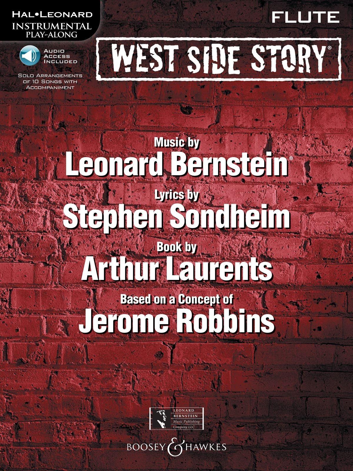 Leonard Bernstein: West Side Story for Flute: Flute Solo: Instrumental Album