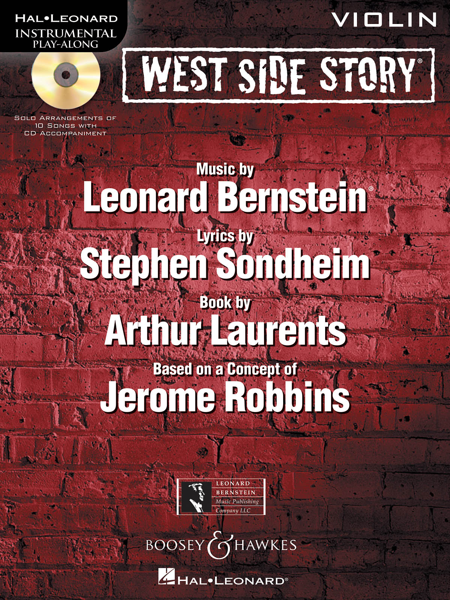 Leonard Bernstein: West Side Story for Violin: Violin Solo: Instrumental Album