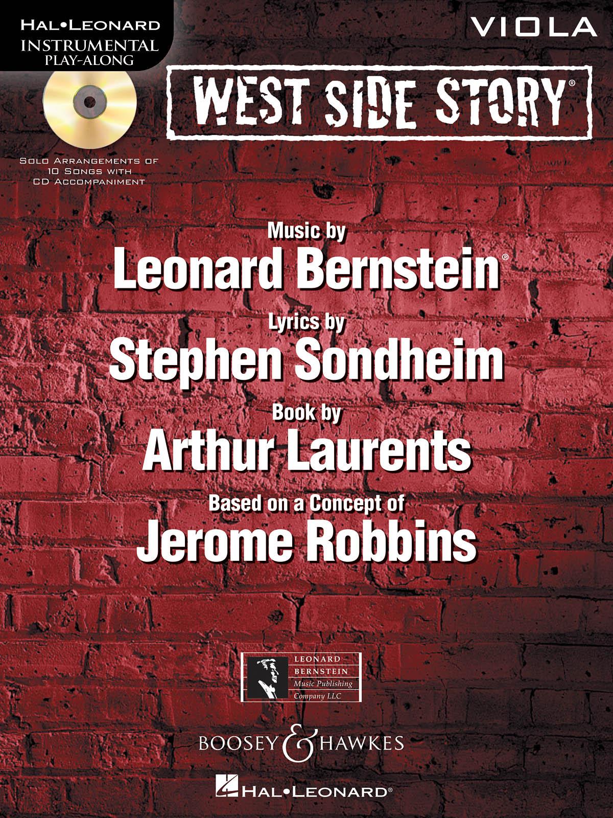 Leonard Bernstein: West Side Story - Viola: Viola Solo: Instrumental Album