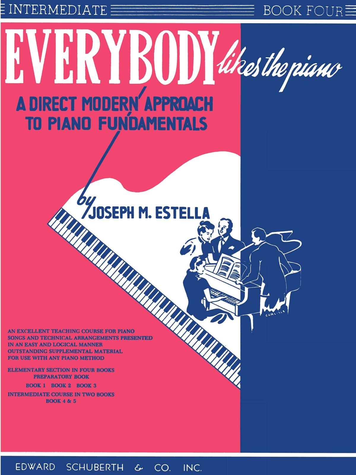 Everybody Likes the Piano: Piano: Instrumental Tutor