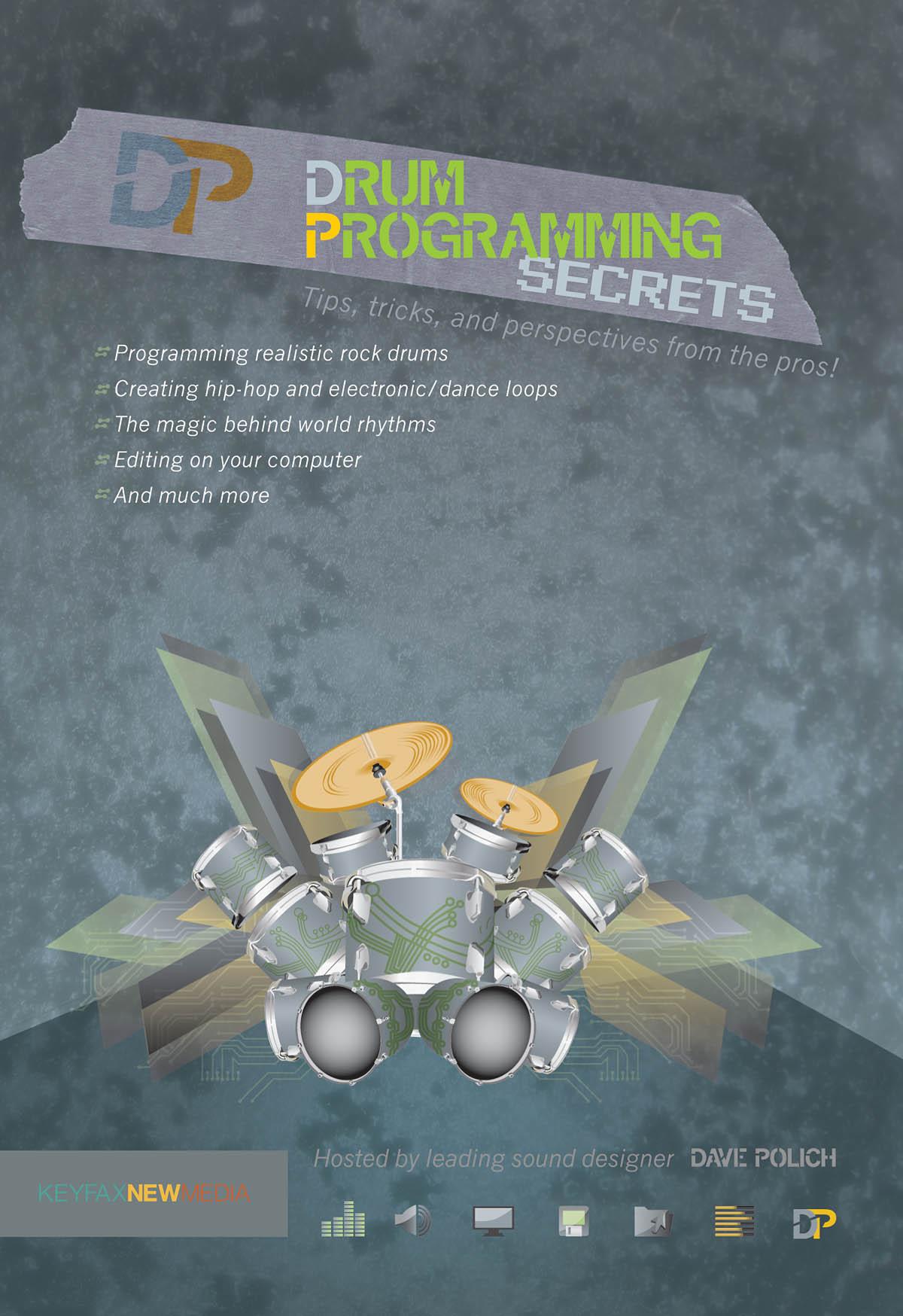 Drum Programming Secrets: DVD
