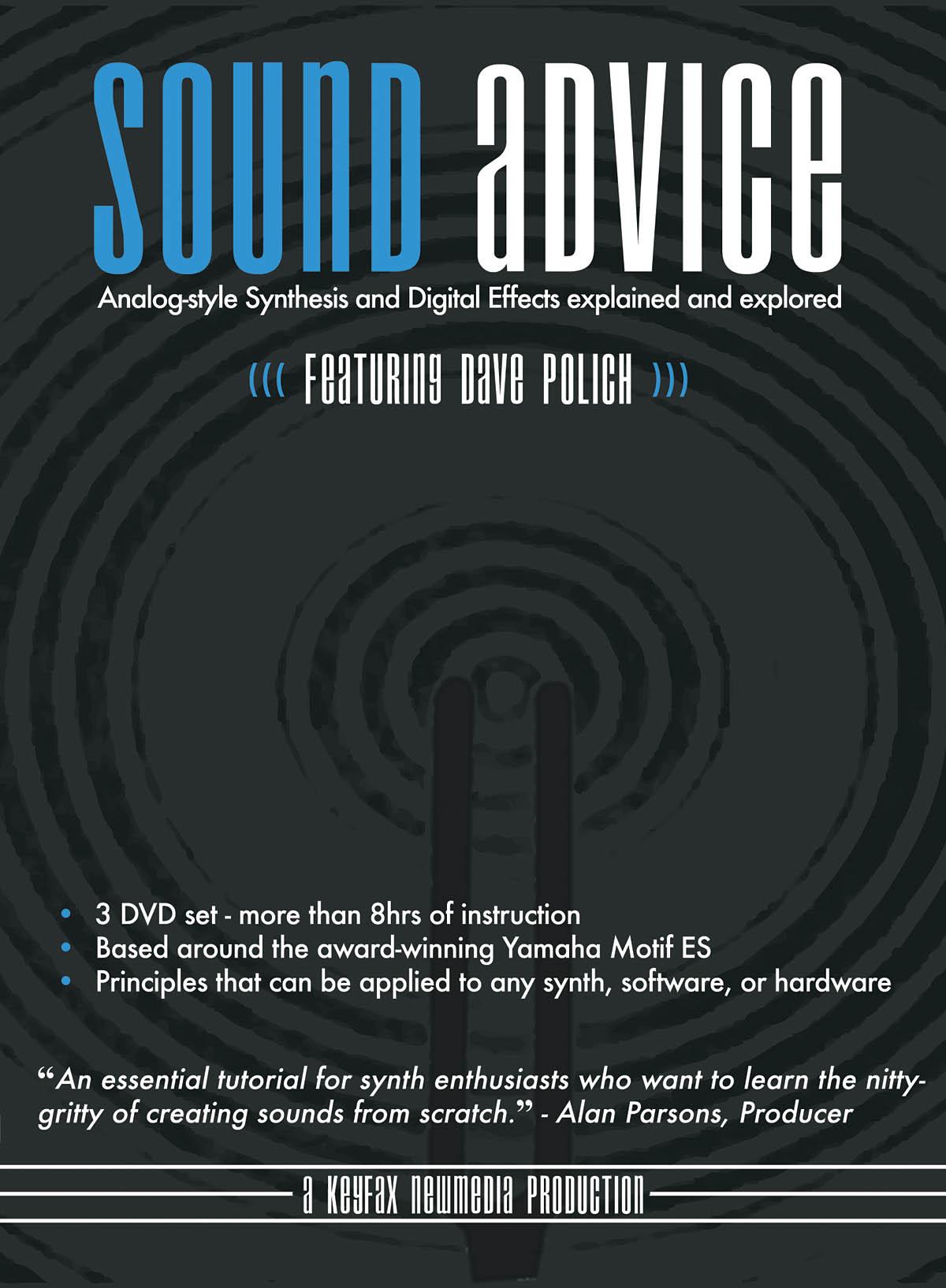 Sound Advice on Sound Design: DVD