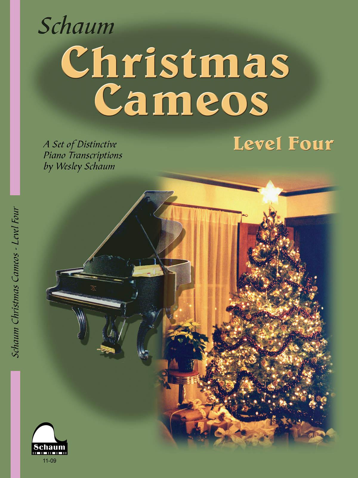 Christmas Cameos: Piano: Instrumental Album