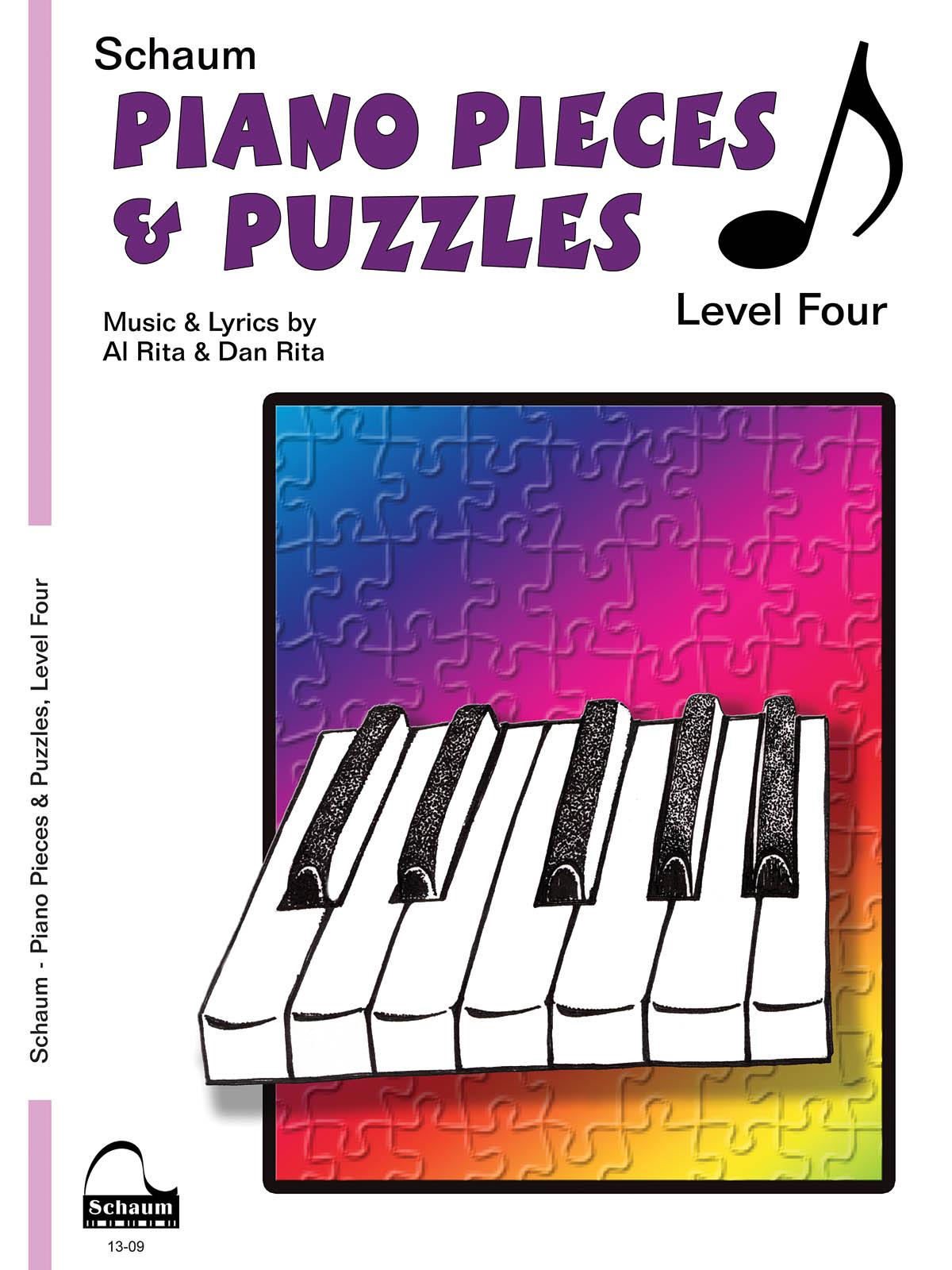 Al Rita Dan Rita: Piano Pieces & Puzzles: Piano: Instrumental Album
