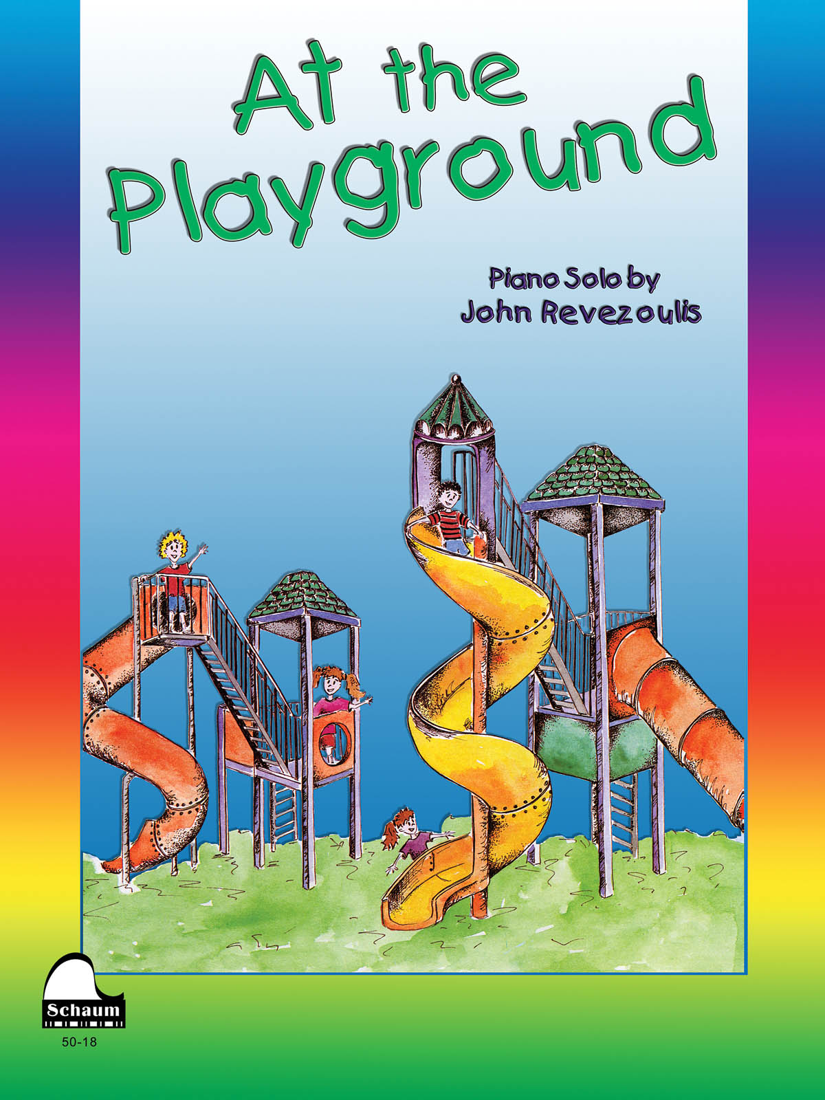 At The Playground: Piano: Instrumental Album